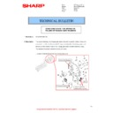 Sharp MX-M266N, MX-M316N, MX-M356N (serv.man135) Technical Bulletin