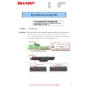 Sharp MX-M266N, MX-M316N, MX-M356N (serv.man136) Technical Bulletin