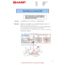 Sharp MX-M266N, MX-M316N, MX-M356N (serv.man137) Technical Bulletin