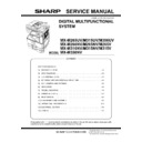 Sharp MX-M266N, MX-M316N, MX-M356N (serv.man3) Service Manual