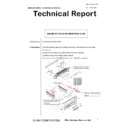 Sharp MX-M266N, MX-M316N, MX-M356N (serv.man31) Technical Bulletin