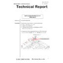 Sharp MX-M266N, MX-M316N, MX-M356N (serv.man33) Technical Bulletin