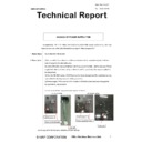 Sharp MX-M266N, MX-M316N, MX-M356N (serv.man39) Technical Bulletin