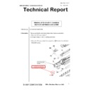 Sharp MX-M266N, MX-M316N, MX-M356N (serv.man42) Technical Bulletin