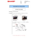 Sharp MX-M266N, MX-M316N, MX-M356N (serv.man53) Technical Bulletin