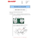 Sharp MX-M266N, MX-M316N, MX-M356N (serv.man57) Technical Bulletin