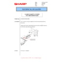 Sharp MX-M266N, MX-M316N, MX-M356N (serv.man58) Technical Bulletin