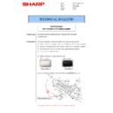 Sharp MX-M266N, MX-M316N, MX-M356N (serv.man59) Technical Bulletin