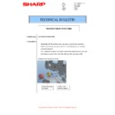 Sharp MX-M266N, MX-M316N, MX-M356N (serv.man68) Technical Bulletin