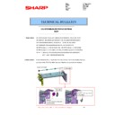 Sharp MX-M266N, MX-M316N, MX-M356N (serv.man84) Technical Bulletin