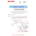 Sharp MX-M266N, MX-M316N, MX-M356N (serv.man98) Technical Bulletin