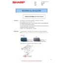 Sharp MX-M310, MX-M310N (serv.man31) Technical Bulletin