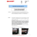 Sharp MX-M310, MX-M310N (serv.man41) Technical Bulletin