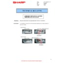 Sharp MX-M310, MX-M310N (serv.man42) Technical Bulletin