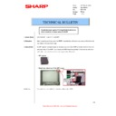 Sharp MX-M310, MX-M310N (serv.man53) Technical Bulletin