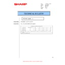 Sharp MX-M310, MX-M310N (serv.man54) Technical Bulletin