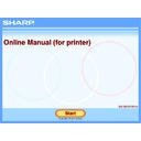 Sharp MX-M310, MX-M310N (serv.man8) User Guide / Operation Manual