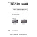 Sharp MX-M623U, MX-M753U (serv.man27) Technical Bulletin
