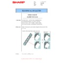 Sharp MX-M623U, MX-M753U (serv.man29) Technical Bulletin