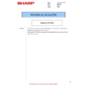 Sharp MX-M623U, MX-M753U (serv.man32) Technical Bulletin