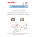 Sharp MX-M623U, MX-M753U (serv.man35) Technical Bulletin