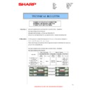 Sharp MX-M623U, MX-M753U (serv.man38) Technical Bulletin