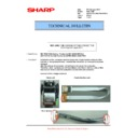Sharp MX-M623U, MX-M753U (serv.man39) Technical Bulletin