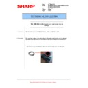 Sharp MX-M623U, MX-M753U (serv.man49) Technical Bulletin