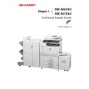Sharp MX-M623U, MX-M753U (serv.man6) Handy Guide