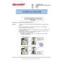 Sharp MX-M623U, MX-M753U (serv.man71) Technical Bulletin