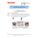 Sharp MX-M623U, MX-M753U (serv.man82) Technical Bulletin