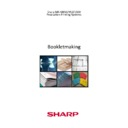Sharp MX-M850 (serv.man48) User Guide / Operation Manual