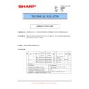 Sharp MX-M850 (serv.man66) Technical Bulletin