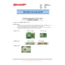Sharp MX-M850 (serv.man71) Technical Bulletin