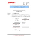 Sharp MX-M850 (serv.man75) Technical Bulletin