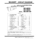Sharp MX-M850 (serv.man8) Service Manual