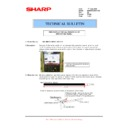 Sharp MX-M850 (serv.man91) Technical Bulletin