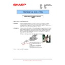 Sharp MX-M850 (serv.man97) Technical Bulletin