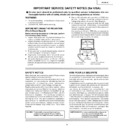 Sharp PG-M20X (serv.man4) Service Manual