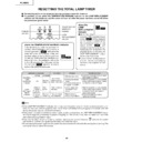 Sharp PG-M25XE (serv.man9) Service Manual
