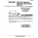 XG-3900E (serv.man2) Service Manual