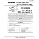 XG-C40XE (serv.man3) Service Manual