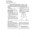 XG-C455W (serv.man10) Service Manual