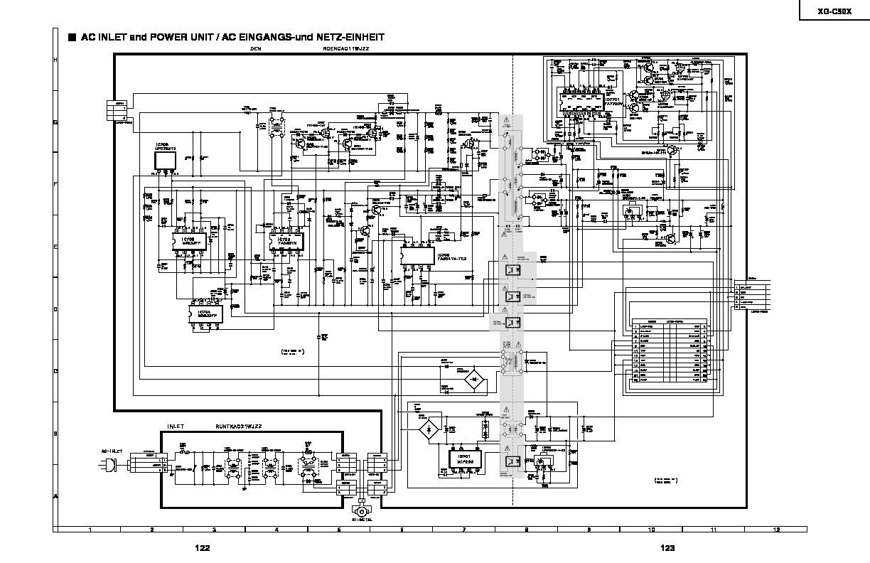 Sharp XG-C50XE (SERV.MAN21) Service Manual — View online or Download ...