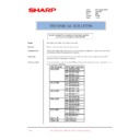 Sharp XG-C50XE (serv.man39) Technical Bulletin