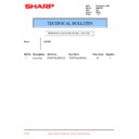 Sharp XG-C50XE (serv.man41) Technical Bulletin