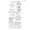 Sharp XG-C50XE (serv.man8) Service Manual