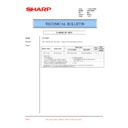 Sharp XV-Z10000 (serv.man37) Technical Bulletin