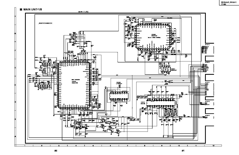 Sharp XV-Z201E (SERV.MAN18) Service Manual — View online or Download ...