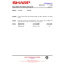 Sharp 28HW-53 (serv.man33) Technical Bulletin